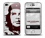 Наклейка на iPhone 4 - Чегевара
