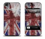 Наклейка на iPhone 4 - Flag England