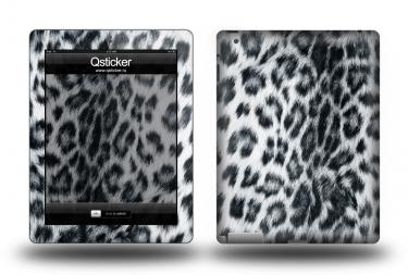 Наклейка для Apple iPad 3 - Snow Leopard