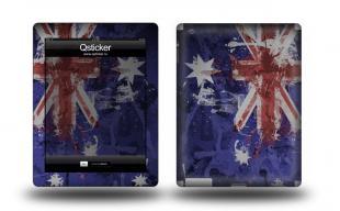 Наклейка на iPad 2 - England