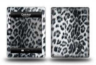 Виниловая наклейка для Apple iPad 2 - Snow Leopard