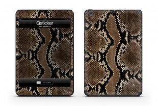 Винил для iPad Mini - Snake