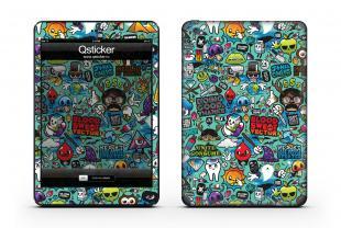 Винил для iPad Mini - ClipArt Green