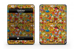 Винил для iPad Mini - ClipArt Yellow