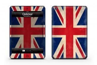 Наклейка для iPad Mini - Флаг Union Jack