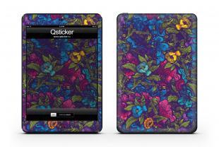 Скин для iPad Mini - Flowers Violet