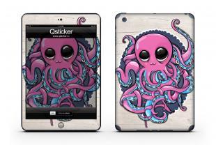 Винил для iPad Mini - Octopus