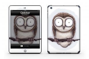 Скин для iPad Mini - Owl
