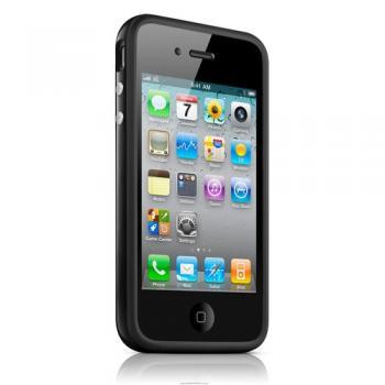 bumper iPhone 4/4s - черный