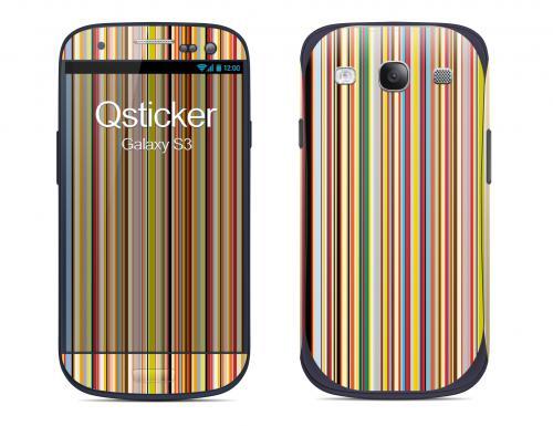 Наклейка на Samsung Galaxy S3 - PS