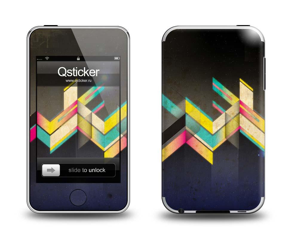 Наклейки для iphone 4