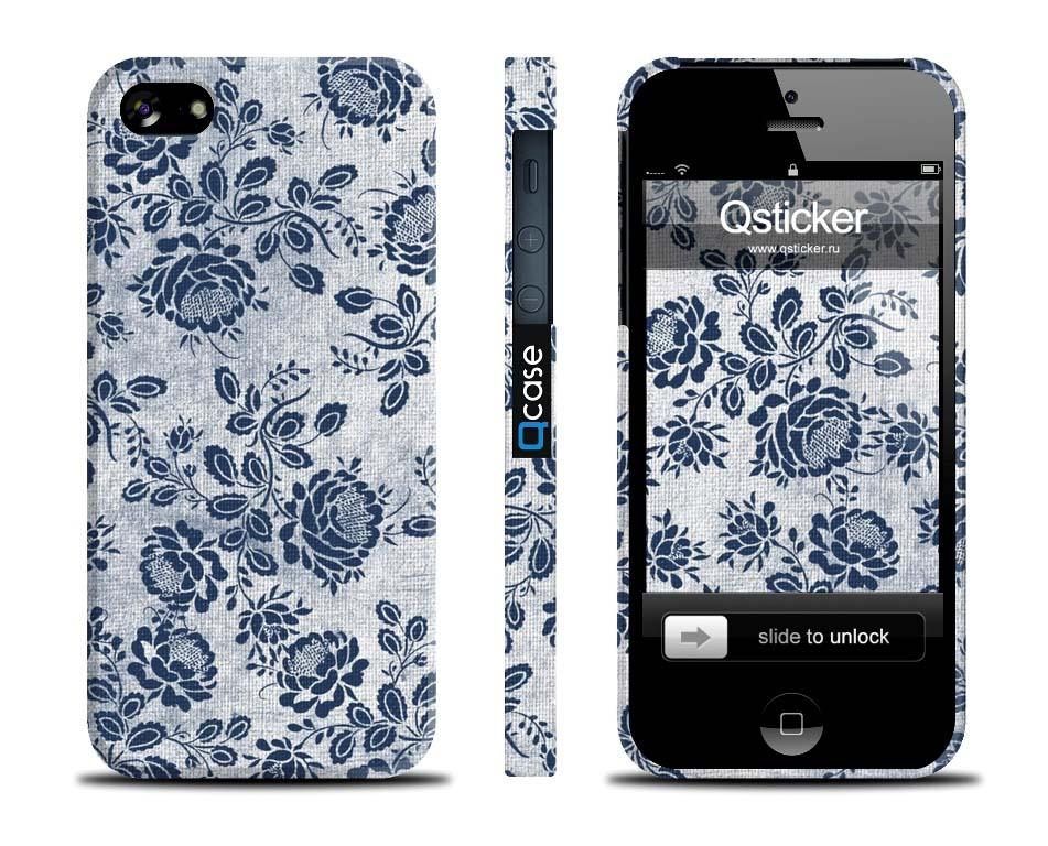 Чехол со своим дизайном для iphone 5