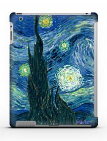 Накладка на iPad 2/3/4 - Qcase VanGogh