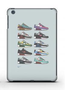Накладка на iPad Mini 1/2 - Qcase Adidas Air Max