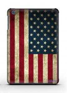 Накладка на iPad Mini 1/2 - Qcase Flag USA