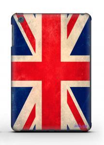 Накладка на iPad Mini 1/2 - Qcase Union Jack