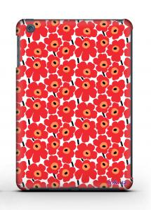 Накладка на iPad Mini 1/2 - Qcase Marimekko Red