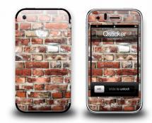 Стикер на iPhone 3Gs - Brick