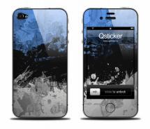 Наклейка на iPhone 4 - Flag