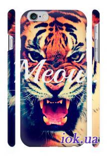 Чехол Qcase на iPhone 6 Plus, Киев - Тигр