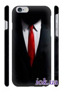 Купить накладку Qcase с принтом на iPhone 6 - Аноним