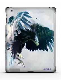 Накладка на iPad 2/3/4 - Qcase Eagle