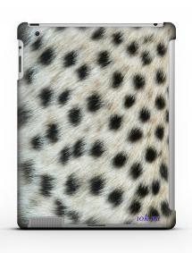 Накладка на iPad 2/3/4 - Qcase Hyenas