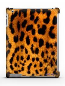 Накладка на iPad 2/3/4 - Qcase Leopard