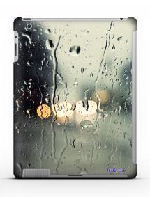 Накладка на iPad 2/3/4 - Qcase Rain