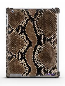 Накладка на iPad 2/3/4 - Qcase Snake