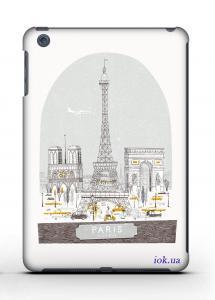 Накладка на iPad Mini 1/2 - Qcase Paris