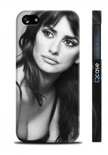 Чехол для iPhone 5/5S - Penelope Cruz
