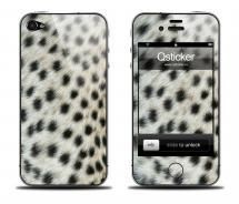 Наклейка на iPhone 4/4s - Hyenas