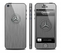 Винил на iPhone 5 - дизайн Mercedes Benz Light