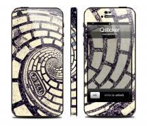 Винил на iPhone 5 - дизайн Road