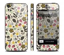 Винил Qsticker для iPhone 5 - дизайн Yagodi