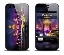Наклейка на iPhone 4 - Smotra1