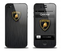 Наклейка для iPhone 4s - Lamborghini