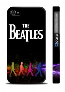 Чехол c Beatles Walking Men для iPhone 4/4S