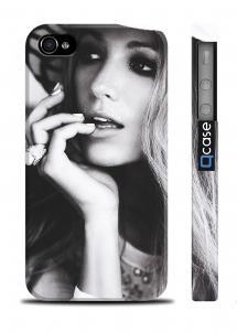 Изящный чехол для iPhone 4/4S - GG Serena