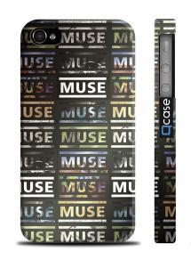 Чехол для фанатов MUSE на iPhone 4/4S - MUSE