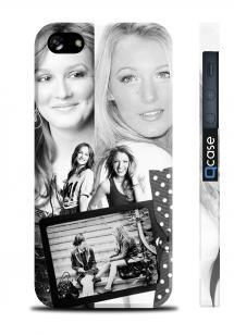 Купить чехол из полиуретана для iPhone 5/5S, Киев - GG Blair and Serena