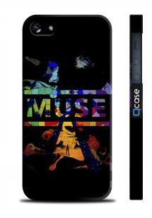 Чехол с логотипом для iPhone 5/5S -  MUSE Logo