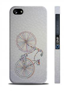 Чехол с рисунком  LV для iPhone 5/5S - Art Velik