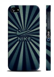 Чехол с логотипом для iPhone 5/5S - Nike logo