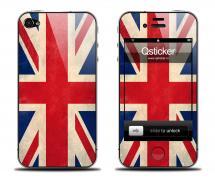 Наклейка iPhone 4s - Флаг Великобритании