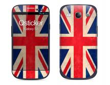 Наклейка на Samsung Galaxy S3 - Британия
