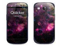 Наклейка на Samsung Galaxy S3 - Galaktika