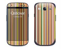 Наклейка на Samsung Galaxy S3 - PS