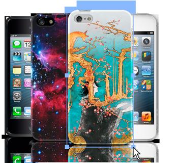 Сделать свой чехол для iphone 5s